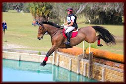 Holly Jacks & More Inspiration Win Richland Park Horse Trials
