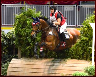 Holly & More Inspiration - Indoor Eventing at The Royal, 2014
